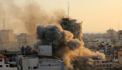 67 de morţi, inclusiv 17 copii, şi aproape 400 de răniţi, în urma raidurilor Israelului în Fâşia Gaza