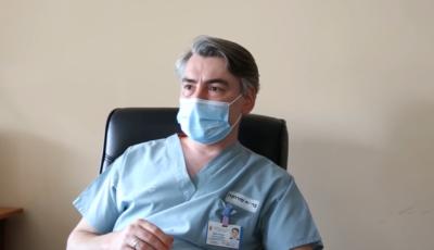 Medicul Adrian Belîi, printre candidații la funcția de deputat în Parlamentul Republicii Moldova