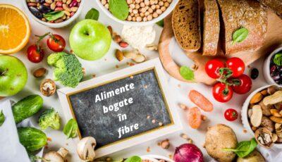 Cele mai bogate alimente în fibre, esenţiale pentru sănătate şi menținerea greutății