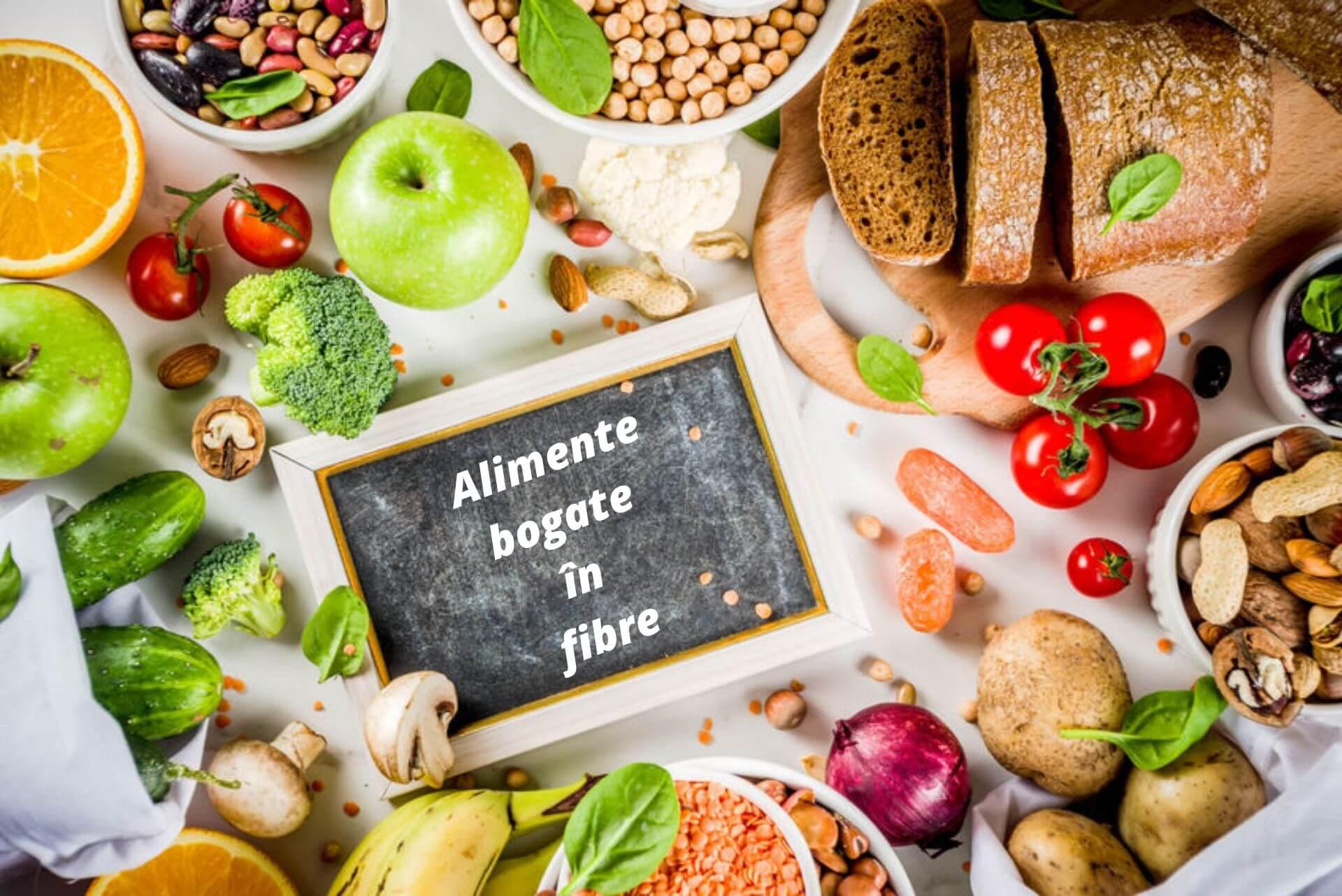 Foto: Cele mai bogate alimente în fibre, esenţiale pentru sănătate şi menținerea greutății