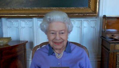 Ce glumă a făcut Regina Elisabeta, la primul discurs după moartea soțului ei, Prințul Philip