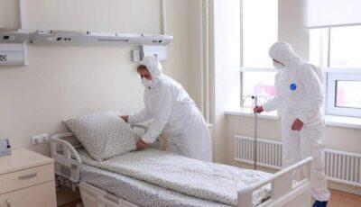 Ultimul pacient cu Covid, externat din spitalul raional Orhei