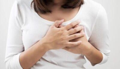 Durerea de inimă sau presiunea persistentă în piept, un nou simptom al Covid-19 constatat de cercetători