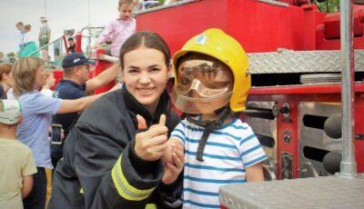 De 1 iunie, pompierii și salvatorii invită copiii la o activitate cu surprize și distracții