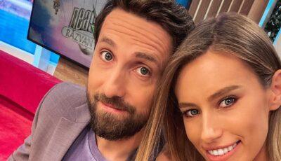 Dani Oțil și iubita sa s-au căsătorit. Primele imagini de la eveniment