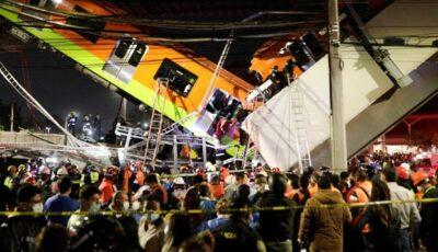 Trei zile de doliu în Mexic, după prăbușirea liniei de metrou. Cel puțin 23 de morți și peste 70 de răniți