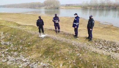 A fost găsit trupul copilei de 12 ani, care s-a prăbușit sub gheața râului Nistru în luna februarie