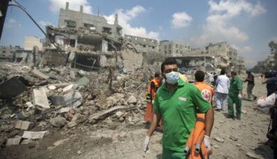50 de bombardamente executate astăzi de Israel în Fâșia Gaza. Numărul victimelor a crescut, inclusiv în rândul copiilor și femeilor