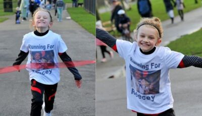Copil ucis de fulger pe un teren de fotbal, în nordul Angliei