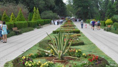 Taxarea electronică ar putea fi introdusă în parcul Dendrariu și la Grădina Zoologică din Chișinău
