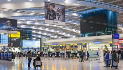 Anglia relaxează restricţiile privind călătoriile în străinătate