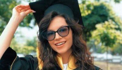 Eveniment de seamă! Cleopatra Stratan a absolvit liceul. Mesajul vedetei