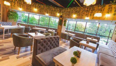 Program nou de lucru pentru restaurante, cafenele, terase și centre comerciale