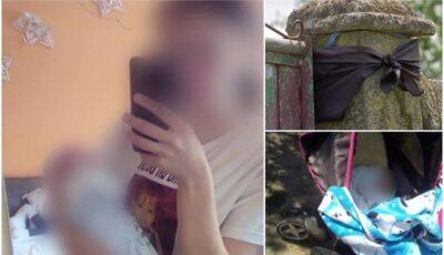 O femeie şi-a ucis în bătaie bebeluşul de 2 luni, pentru că plângea. Aceasta și-a aflat sentința