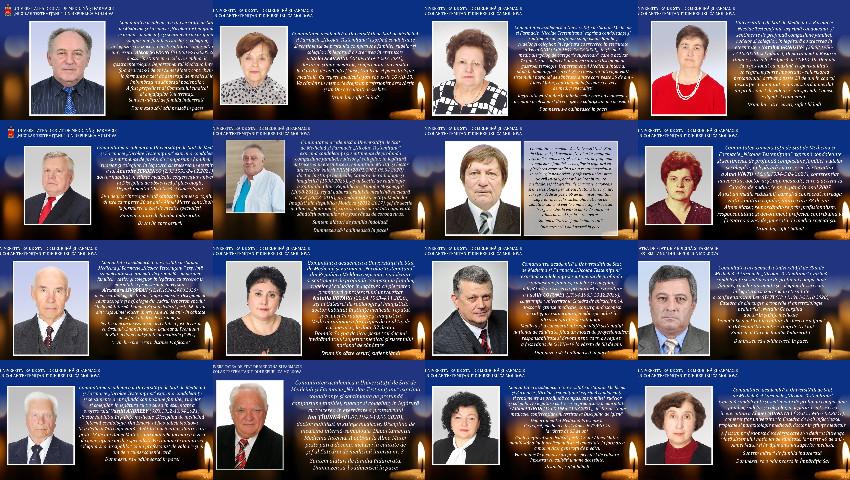 """USMF ,,Nicolae Testemițanu"""" a pierdut peste 30 de angajați din cauza virusului Covid-19"""