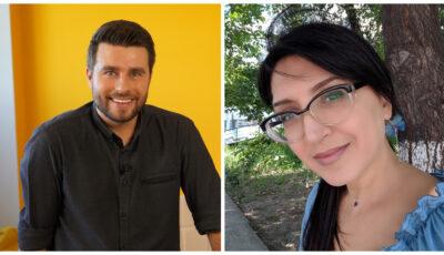 Jurnalistul Dorin Galben a lansat o piesă împreună cu Georgeta Voinovan