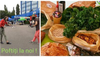 Piața EcoLocal Farmers Market vă așteaptă și în fiecare duminică, cu produse ecologice și artizanale locale