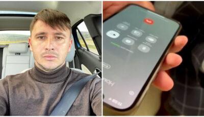 Emilian Crețu, sunat de un individ care voia să-i fure banii de pe card