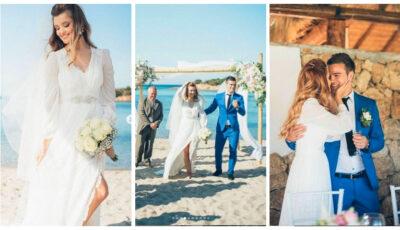 """Cristina Gheiceanu și soțul ei sărbătoresc nunta de flori! ,,Cu tine este locul unde este casa mea"""""""
