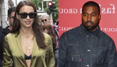 Irina Shayk și Kanye West sunt cel mai nou cuplu al showbizului, conform presei de peste Ocean