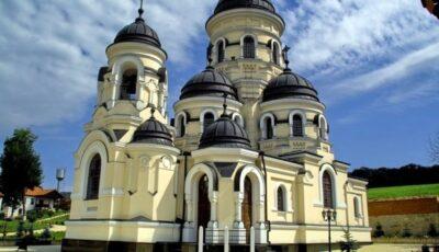 La Mănăstirea Căpriana a fost inaugurat Muzeul Sfântului Ierarh Gavriil