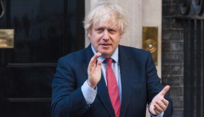 Premierul britanic Boris Johnson se căsătorește