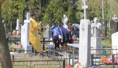 Specialiștii atenționează: nu mergeți cu decorațiuni și flori de plastic la cimitire