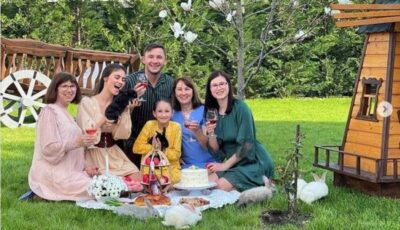 """Emilian Crețu: ,,Paștele înseamnă familie, liniște sufletească și credință"""""""