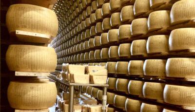 Un moldovean stabilit în Italia a furat 120 de roți de parmigiano