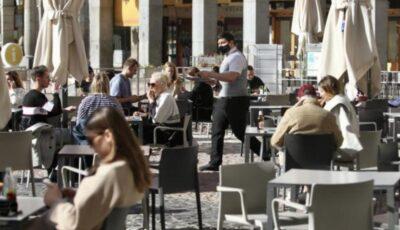 De azi se redeschid restaurantele, terasele și cinematografele din București