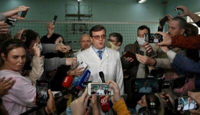 Medic din Rusia care l-a tratat pe Navalnîi, dat dispărut fără urmă