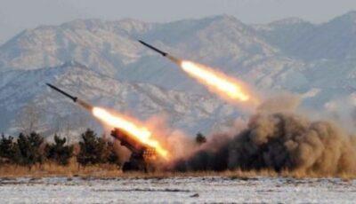 Israelul, atacat joi seară cu rachete din Liban