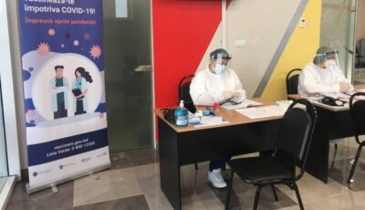 Ministerul Sănătății: Centrele de vaccinare vor activa și în zilele de odihnă