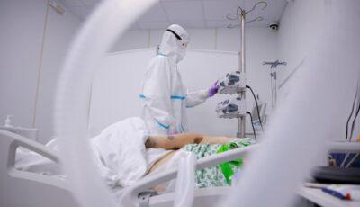 Tulpina Delta a coronavirusului face ravagii în Rusia, în plină vară. Peste 20 mii infectați, în ultimele 24 de ore