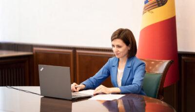 Maia Sandu propune un proiect de lege, în beneficiul cetățenilor din diaspora