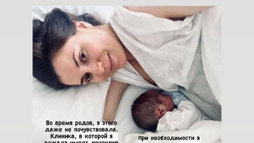 Natalia Morari a decis să recolteze celule stem la nașterea bebelușului său. Cum a decurs procedura?