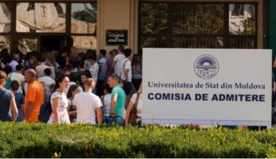 Anunțul Ministerului Educației privind desfășurarea concursului de admitere la studii universitare