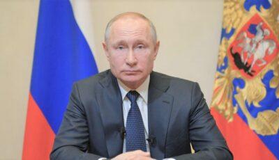 Vladimir Putin a decis să anunțe cu care vaccin s-a imunizat