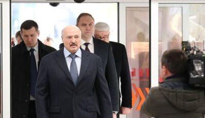 Belarus interzice cetățenilor săi să iasă din țară