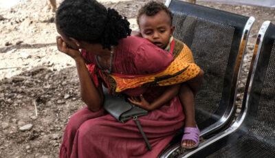 ONU: Foamete într-o regiune din Etiopia. Mii de oameni nu mai au ce mânca