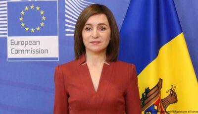 Președinta Maia Sandu a declarat cum vor fi folosite cele 600 milioane de euro acordate de Uniunea Europeană