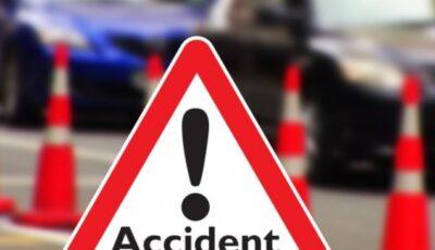 O fetiță de 15 ani, lovită de o mașină de taxi pe o stradă din Capitală. Copila a ajuns la reanimare