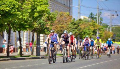 În Chișinău va fi desfășurat Campionatul deschis la ciclism