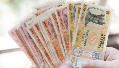 Salariul mediu în Moldova constituie 8.468 lei, conform datelor Biroului Național de Statistică