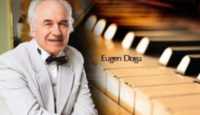 Maestrul Eugen Doga a lansat o nouă piesă dedicată Europei
