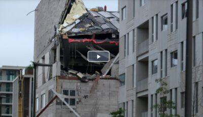 Clădirea prăbușită în Belgia: încă un moldovean, găsit mort sub dărâmături