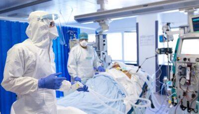 Marea Britanie: Varianta Delta a coronavirusului a devenit dominantă, aceasta având un risc înalt de spitalizare