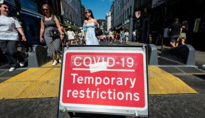 Marea Britanie va amâna eliminarea completă a restricțiilor anti-Covid, din cauza tulpinii indiene înalt contagioase