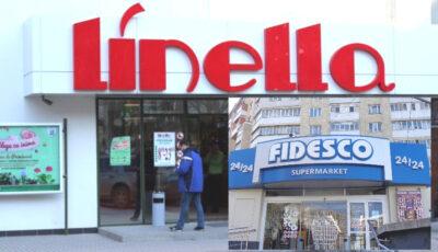 Linella vrea să cumpere rețeaua de magazine Fidesco