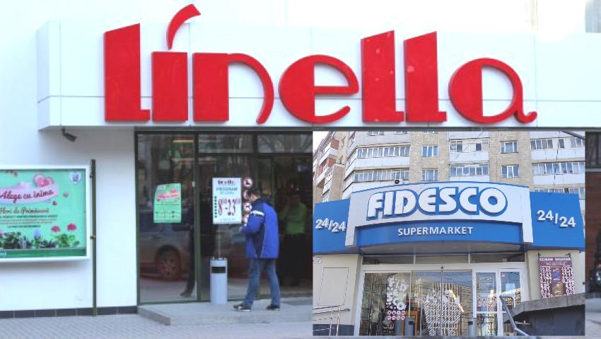 Foto: Linella vrea să cumpere rețeaua de magazine Fidesco